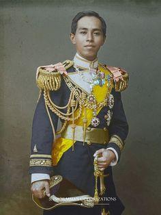His Royal Highness Prince Abhakara Kiartivongse, Prince of Chumphon (กรมหลวงชุมพรฯ) King Of Kings, My King, King Queen, Prince And Princess, Princess Zelda, Thailand History, Bigbang Yg, Thailand Pictures, King Pic