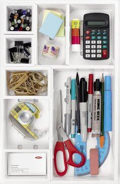 21 ideias para organização de escritório | Um Brinco