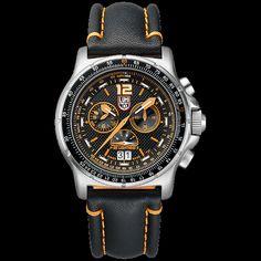 Luminox Air F-35 Lightning II Chronograph #Orange #Sport #Flight #Plane #Pilot #SwissWatch #Watch #Clock #Gift