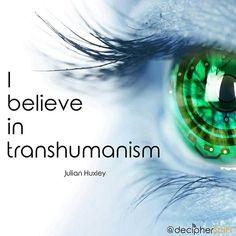 Do you? ____________________ 'I believe in transhumanism' -Julian Huxley ____________________ Sir Julian Sorell Huxley was a British evolutionary biologist eugenicist and internationalist.  #transhumanism #transhumanist #biology #tw #pimg