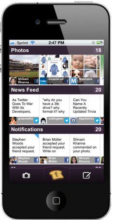 FlipToast app