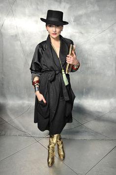 Catherine Baba   La soirée Jeff Koons x H&M à Paris