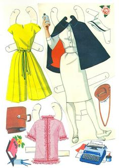 Barbie and Ken cut outs 196 // Yakira Chandrani - Picasa Web Albums