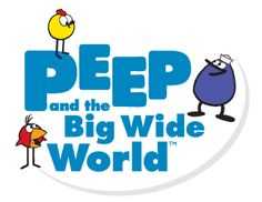 Peep and the Big Wide World--BILINGUAL OPTIONS! Peep and the Big Wide World offers a great collection of online games, videos, and offline activities designed to help pre-K and elementary school students learn and develop math and science skills. The online games cover skills like pattern recognition, color and shape recognition, distances, and counting.