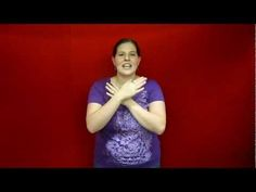 Jesus Loves Me Song With Hand Motions (sign language in asl)