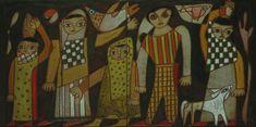 Έργα Τέχνης | Teloglion Foundation of Art A.U.Th. Greek Mythology, Scenery, Traditional, Contemporary, History, Foundation, Painting, Inspiration, Art