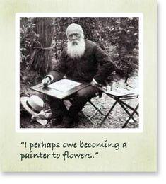 Claude Monet, Impressionist Painter & Foodie - Monet's Palate