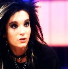 Bill Kaulitz of Tokio Hotel 2007