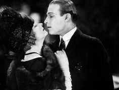 Alice Terry and Rudolph Valentino in The Four Horsemen of the Apocalypse (1921)
