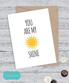 Boyfriend Card Girlfriend Card Funny Card I Like By FlairandPaper