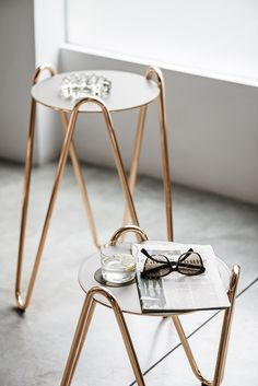 APELLE CHIC | Coffee table Apelle Collection By Midj design Beatriz Sempere