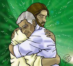 """""""ABRÁZAME JESÚS"""" REFLEXIONES PARA VOS: http://reflexionesparavos.blogspot.com/2016/03/abrazame-jesus.html?spref=tw … #Pascua #Resucitado"""