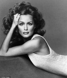 Lauren Hutton (pictured in 1974)