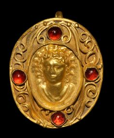Roman Sol Invictus Mount, 3rd-4th Century ADSol Invictus (Unconquered Sun) was the official sun god of the later Roman Empire and a patron of soldiers. In 274 AD the Roman emperor Aurelian made it an...