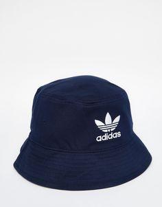 376d4b3814a Image 1 of adidas Originals Bucket Hat Bucket Chapeu