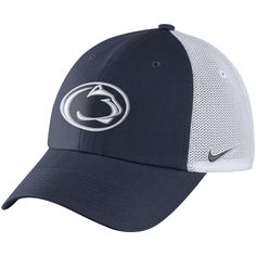 66fd89a9d205f9 Nike Penn State Nittany Lions Navy Heritage 86 Trucker Adjustable Hat Boise  State Broncos, Michigan