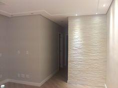 Panneau Mural 3d, Plafond Design, Small Room Bedroom, Home Hacks, Ceiling Design, Modern Interior Design, Decoration, Sweet Home, New Homes