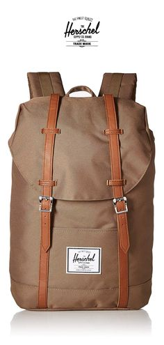 Are you after a new Herschel backpack? With a huge selection of the best Herschel backpacks, you'll be sure to find what you're looking for here! Herschel Supply Co, Retreat, Herschel Backpack, College Backpacks, College Students, Bags, Handbags, Totes, Student