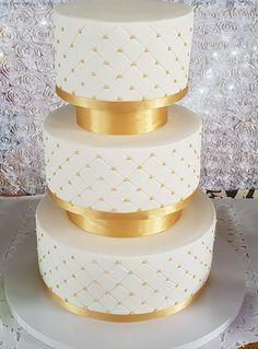 White and Gold diamonds