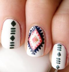 10 Nail Art Ideas For Coachella | Beauty High