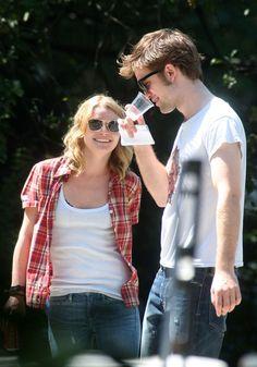 Rob and Emilie de Raven