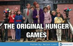 Original hunger games