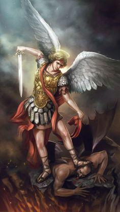 Angel Michael Defeats Lucifer: 17 тыс изображений найдено в Яндекс.Картинках
