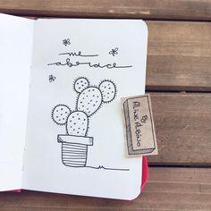 Bullet Journal Tracker, Bullet Journal Inspo, Pen And Paper, Paper Art, Mini Texto, Doodles, Doodle Drawings, Brush Lettering, Scrapbook
