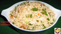 One of the loveliest pleasures of life is vegetable   Enjoy Vegetable Fried Rice At Golden Joy Kolkata's Best Chinese Restaurant.