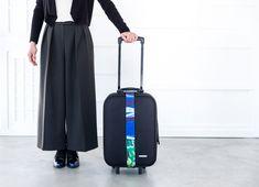 Van Gogh - luggage belt   Droog − a different perspective on design Van Gogh, Belt, Lifestyle, Perspective, Pants, Decoration, Design, Fashion, Suitcase