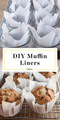 How To Make Muffin Liners Out of Parchment Paper | Kitchn