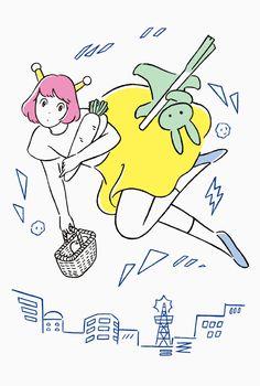 Takahashi yuki illustration
