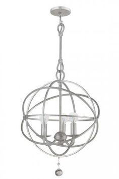 Solaris Chandelier - Chandeliers - Ceiling Fixtures - Lighting | HomeDecorators.com