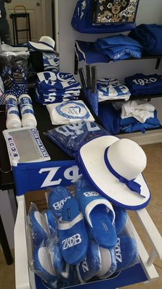 """Sororitique is a """"boutique experience for the Soror"""". We feature custom made items for a vast majority of female Greek organizations who are members of the National Pan-Hellenic Council and the National Panhellenic Conference. Sorority Fashion, Sorority Gifts, Sorority And Fraternity, Sorority Sisters, Royal Blue Outfits, Phi Beta Sigma, Greek Life, Jute, A Boutique"""