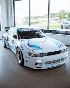 Hot Cars, Sexy Cars, Silvia S13, Best Jdm Cars, Japanese Sports Cars, Street Racing Cars, Pretty Cars, Tuner Cars, Japan Cars