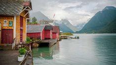 13 bilder som inspirerer til ferie på Vestlandet | Visit Flåm Norway, Grand Canyon, The Good Place, Cruise, How To Look Better, Cabin, House Styles, Nice, Places