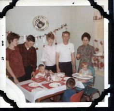 Frances and Bob Youngblood family