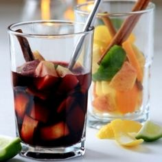 Hot spiced wine will keep you warm during Christmas holidays.