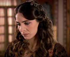 "Mahidevran Sultan - Magnificent Century - ""The Concubine Hurrem"" Season 1, Episode 2"