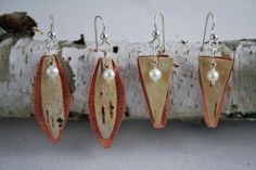 Duncan Designs - Birch bark jewelry