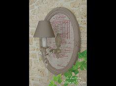 12 meilleures images du tableau appliques wall lamp shabby chic