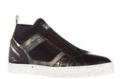 Hogan Rebel scarpe sneakers donna in pelle nuove r182 mid cut elastici nero EU 35 HXW1820V990ELQ356Q in OFFERTA su www.kellieshop.com Scarpe, borse, accessori, intimo, gioielli e molto altro.. scopri migliaia di articoli firmati con prezzi in SALDO #kellieshop Seguici su Facebook > https://www.facebook.com/pages/Kellie-Shop/332713936876989