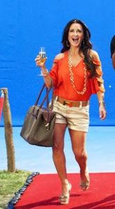 Love this whole look, leaves me desperately wanting some HERMES!