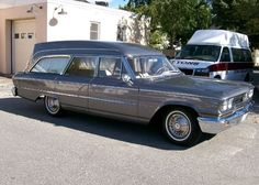 1963 Ford Galaxie Hearse