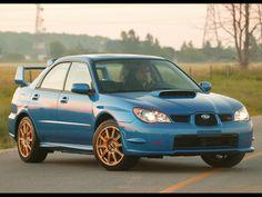 Subaru Impreza WTX STI