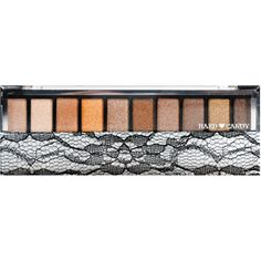 Hard Candy Top Ten Eye Shadow in Naturally Gorgeous ($6, Walmart). A great price for an average palette. Its nowhere near as wonderful as the Urban Decay Naked palettes, but still a nice drugstore product.