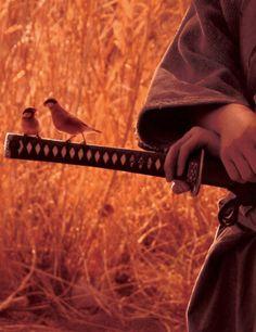 The Blind Ninja Poster to Yoji Yamada's movie Love and Honor (武士の一分 Bushi no Ichibun