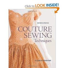 Couture Sewing Techniques, Revised and Updated [Paperback] $16.47