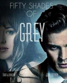 Fifty Shades of Grey: cannot wait for this to come out!