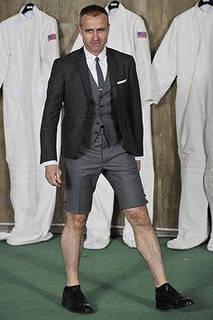 Thom Browne men's fashion designer